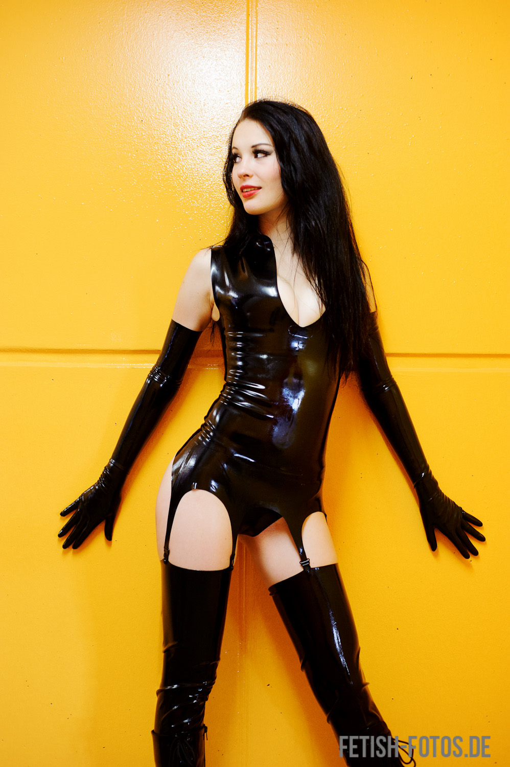 First time in latex